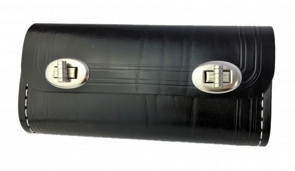 Saddle Bag for Tools, black