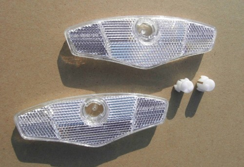 Spoke - Reflectors white