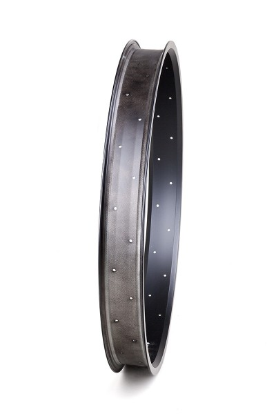 Alu rim 26 inch 67 mm black matte