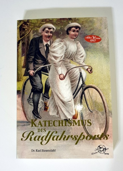 Book Catechism of cycling