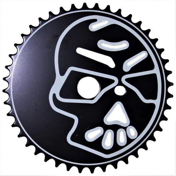 Chain Ring Skull