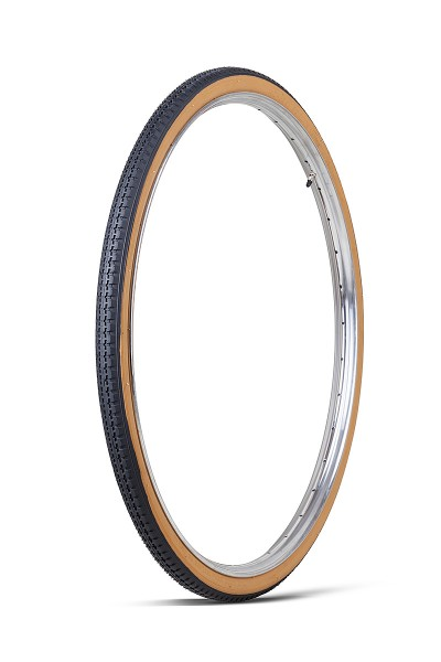Tires Classic Cycle Black with gum wall 28 x 1 1/2 40 x 635