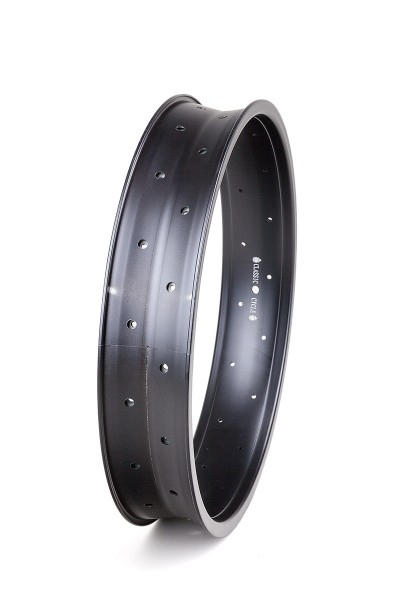 Alu rim 20 inch 82 mm black