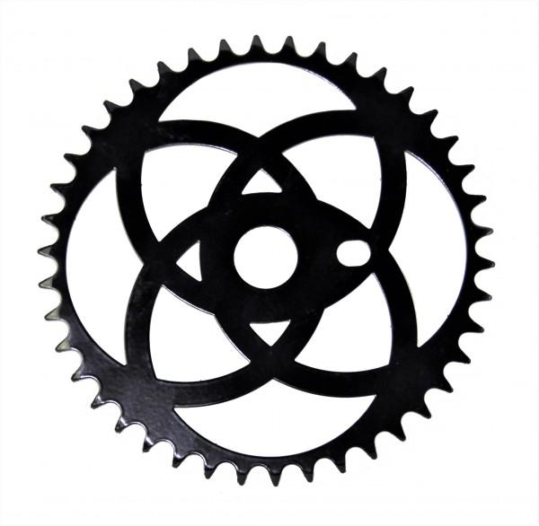 "Chain Wheel ""swinging circles"""