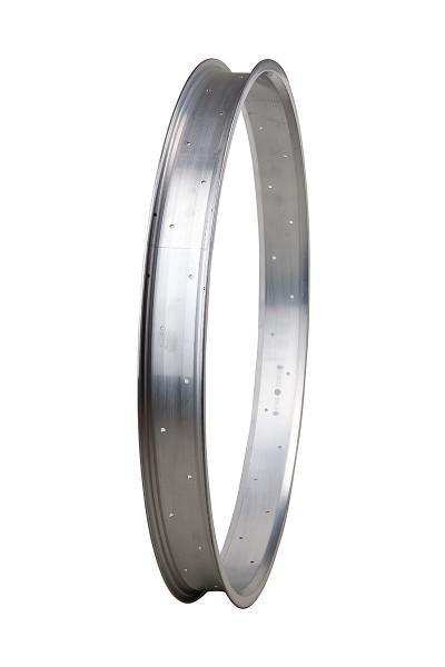 Alu rim 28 inch 67 mm raw