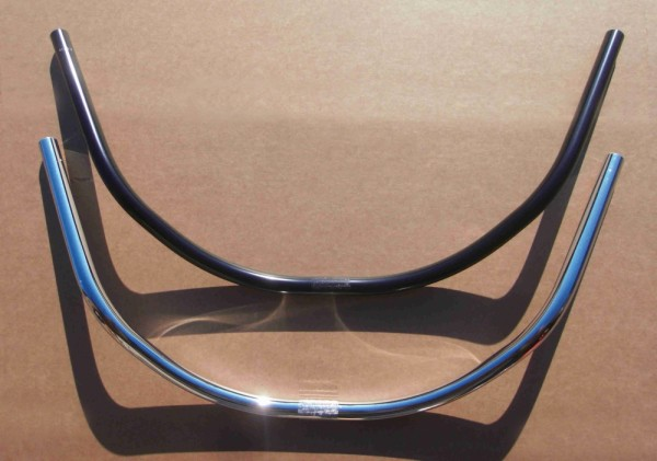 Extra Wide Handlebar 69cm chrome plated