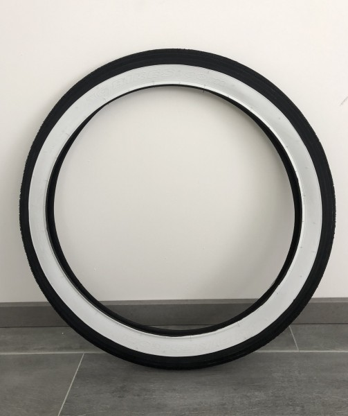Tire 3G BOA-G Semislick 26 x 3.45, black WHITEWALL