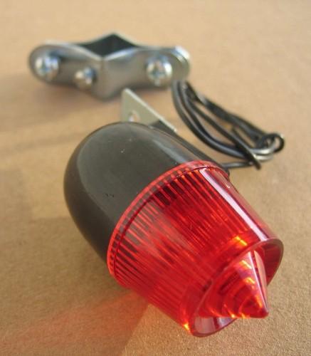 Tail Light Bullet, black