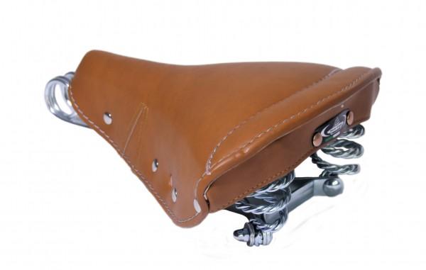 Vintage Saddle 1977 brown