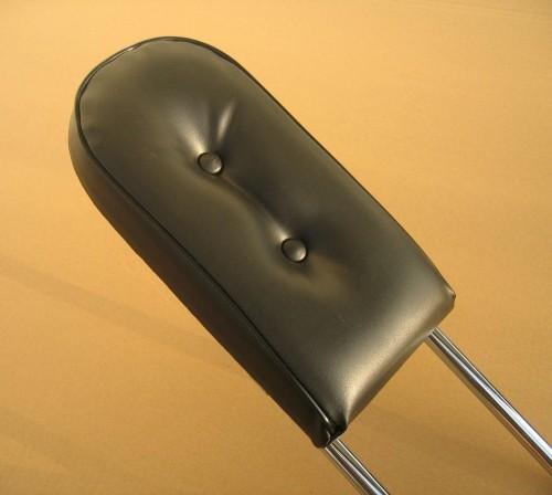 Sissybar Pad / Cushion, black