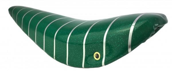"""Banana Saddle / Seat """"Sparkling Green"""""""