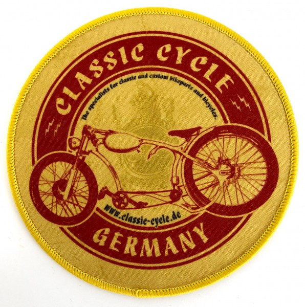 Patch Classic Cycle Original Bobber Gold