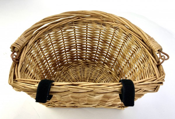 Wicker Basket Classic Cycle small