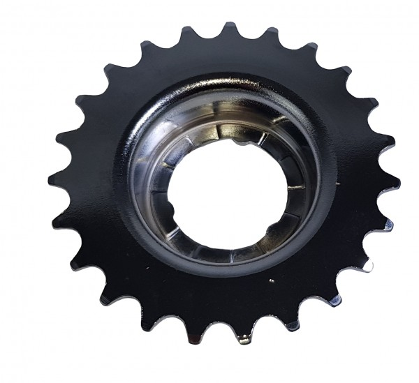 Dished Sprocket 15 mm offset, 23 Teeth