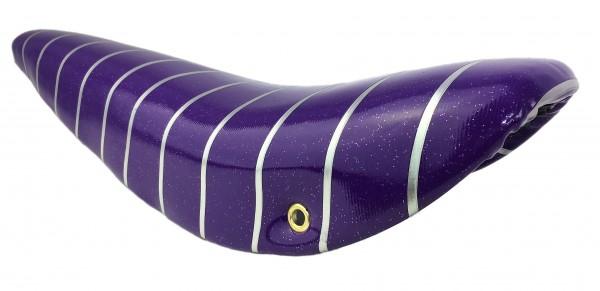 "Banana Saddle / Seat ""Sparkling Purple"""