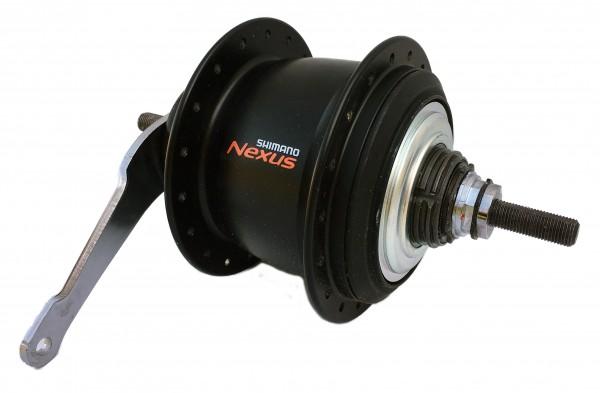 8 - Speed - Coaster - Hub SHIMANO Nexus, black