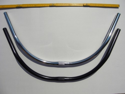 Cruiser Moon Handlebar, chrome
