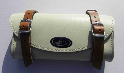Saddle Bag, bicolor