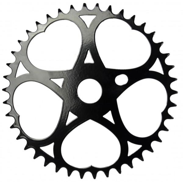 "Chain Wheel ""Heart"""