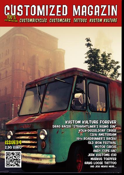 Customized Magazin Issue 34