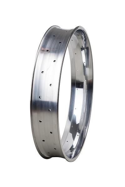 Alu rim 24 inch 102 mm, high polished