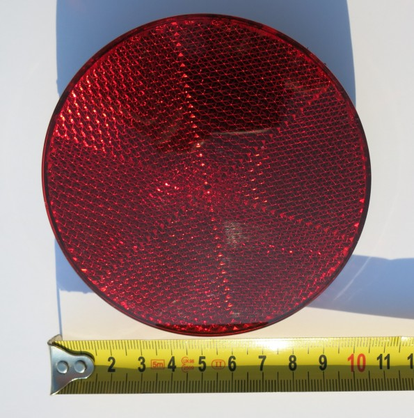Round Reflector, 100 mm