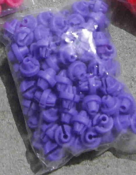 100 Spoke - Snappers Spokey violet