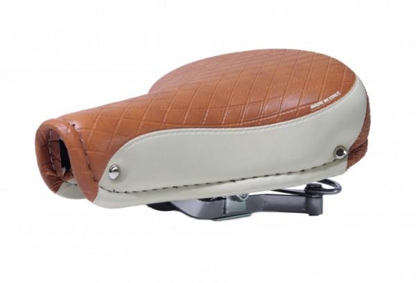 Two Tone Saddle Bicolor 70s