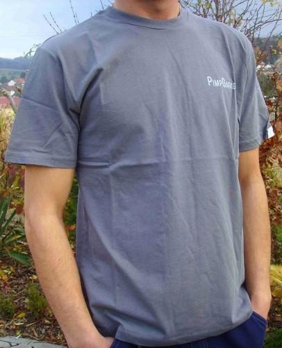 T-Shirt PG GoGo, light grey