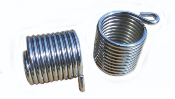 Saddle Springs CP Barrel shape Pair