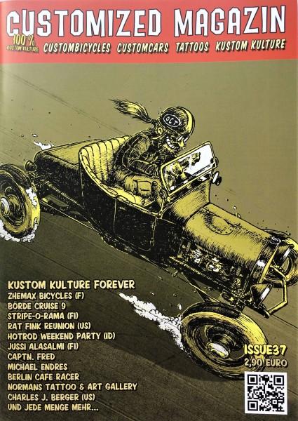 Customized Magazin Issue 37