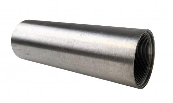 Bottom Bracket, 120mm BSA Shell Steel raw