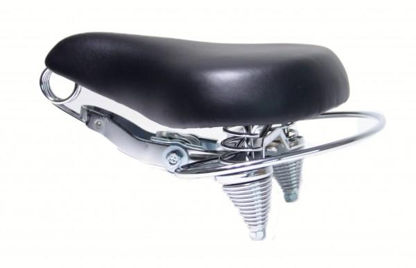 Cruiser Saddle, black