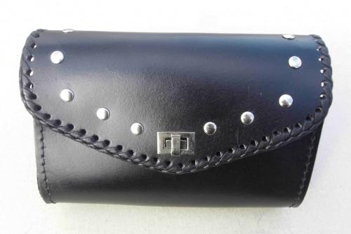 Tool Bag ML5127 Split Cowhide Black