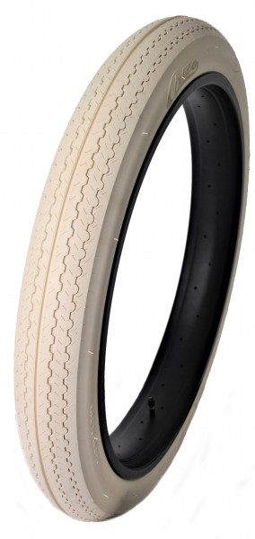 Cruzo Classic Tire 24 x 3.0 creme