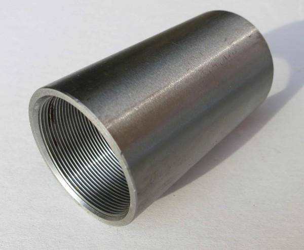 Bottom Bracket BSA Shell Steel raw