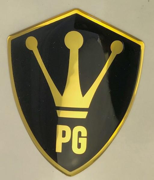 PG Head Badge Crown