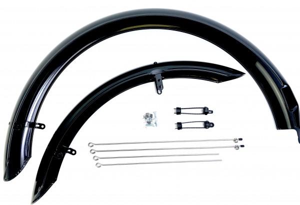 Geaser special Fender Set 26 100 mm Black