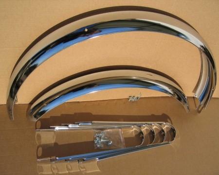 Fender Set 20 inch , chrome