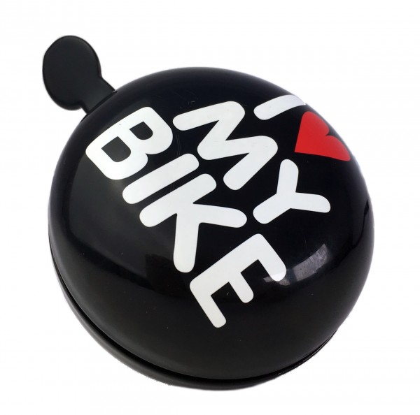 Ding Dong Bell LOVE black 80mm