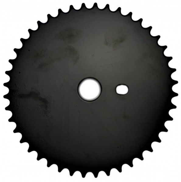 Chain Ring Pure Black