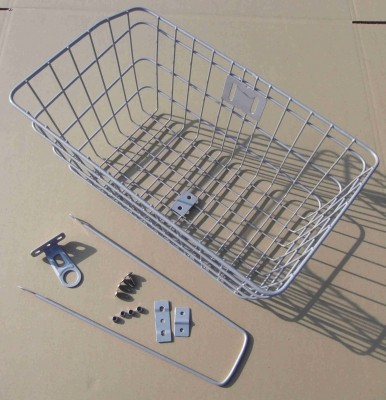 Wide Cruiser Metal Basket