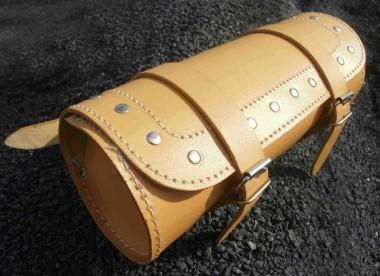 Tool Bag ML5044 Split Cowhide beige