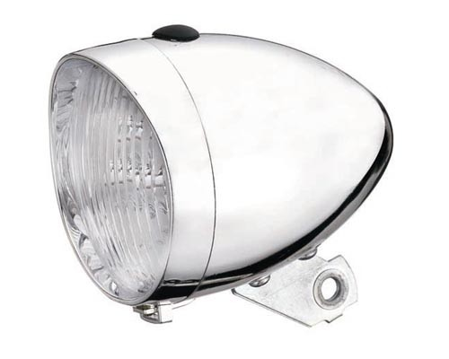 Headlight Classic LED 70mm chrome