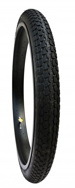Balloon Tire 20 x 2.25 Moped Continental, black