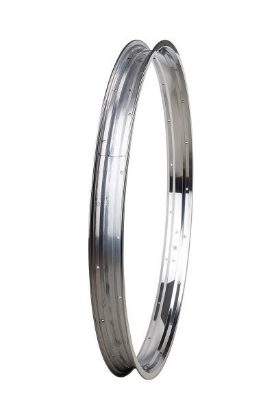 Alu rim 27,5 inch 57 mm high polished