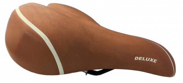 Cruiser Saddle 3010 Retro Deluxe brown