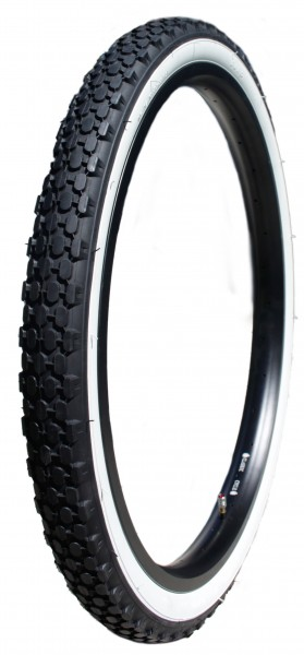 Knobby Tire 26 x 2.125 whitewall