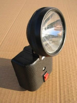 Battery - Headlight, swivel mounted
