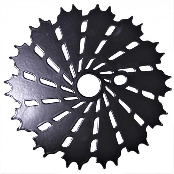 KGW Kahaki chainring black 42